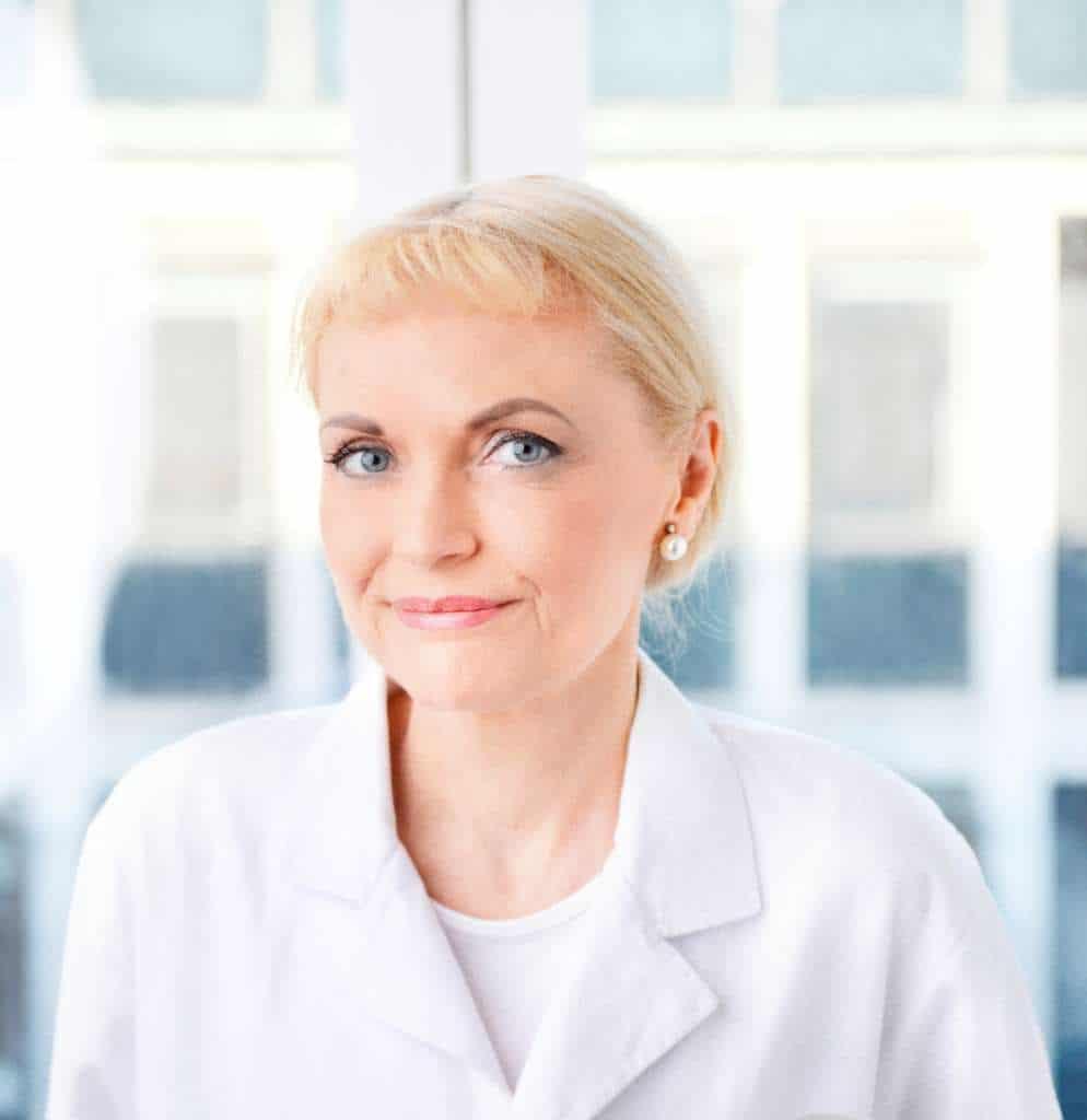 første kvindelige læge
