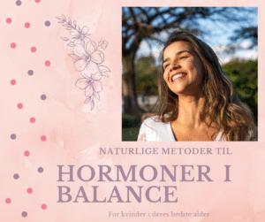 symptomer på at dine hormoner ikke er i balance